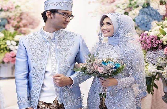inspirasi kebaya pernikahan muslim